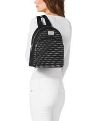 6af282a3cbc236 Michael Kors Michl Kors Jet Set Travel Small Studded Backpack, $298 ...