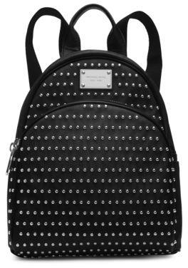 aa9bb2b6e4f6 ... Michael Kors Michl Kors Jet Set Travel Small Studded Backpack ...