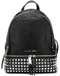 Michl michl kors rhea studded backpack medium 519652