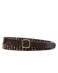 Amiee Lynn Skinny Studded Belt