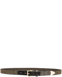 Linea Pelle Avery Studded Hip Belt