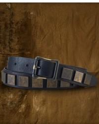 Denim & Supply Ralph Lauren Square Studded Leather Belt