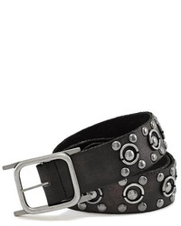 fd85fa47822f Men s Studded Belts by GUESS   Men s Fashion   Lookastic.com