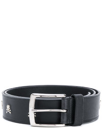 Philipp Plein Skull Studded Belt