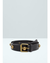 Violeta BY MANGO Studded Belt