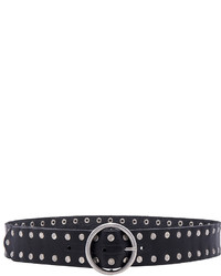 Linea Pelle Studded Hip Belt