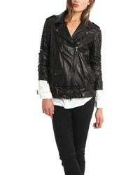 3.1 Phillip Lim Studded Biker Jacket