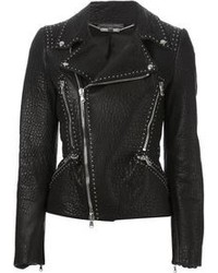 Alexander McQueen Studded Biker Jacket