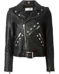 Studded biker jacket medium 310225