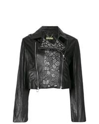 Versace Jeans Studded Biker Jacket