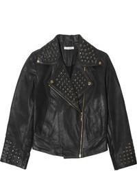 Faith Connexion Studded Leather Jacket