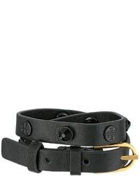 Tory Burch Crystal Beaded Double Wrap Bracelet Bracelet