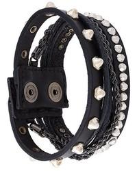 Diesel Multi Stud Bracelet