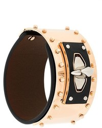 Givenchy Shark Tooth Studded Bracelet