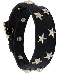 RED Valentino Star Studded Double Bracelet