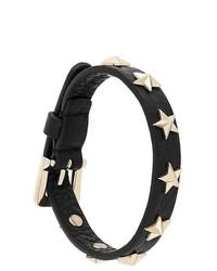 RED Valentino Stars Studded Bracelet
