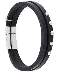Eleventy Studded Bracelet
