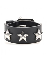 Givenchy Studded Leather Bracelet