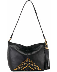 The Sak Indio Leather Demi Bucket Bag Created For Macys