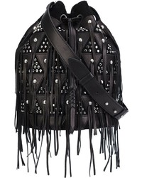 Jerome dreyfuss jrme dreyfuss popeye studded bucket bag medium 733454