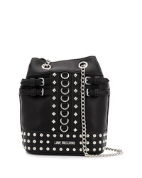 Love Moschino Studded Bucket Bag