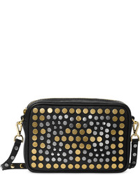 MICHAEL Michael Kors Michl Michl Kors Jenkin North South Stud Pouches Medium Camera Bag