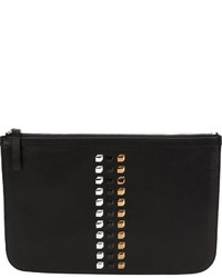 Pierre Hardy Large Studded Zip Pouch