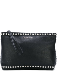 Dsquared2 Studded Clutch