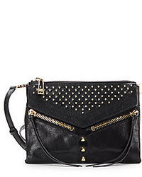 Botkier Legacy Studded Leather Crossbody Bag
