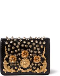 Dolce & Gabbana Dolce And Gabbana Studded Crossbody Bag