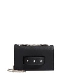 Mali + Lili Jane Studded Vegan Leather Crossbody Bag
