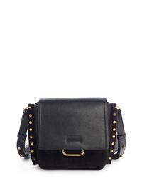 Isabel Marant Kleny Leather Shoulder Bag