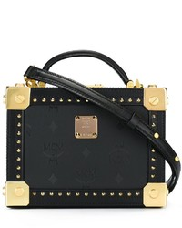 MCM Square Studded Shoulder Bag