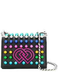 Dsquared2 Mini Dd Studded Crossbody Bag