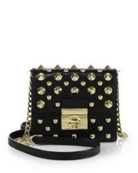 Milly Sienna Studded Mini Crossbody Bag