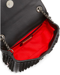 6a1d05a37f8 Christian Louboutin Sweet Charity Small Spiked Crossbody Bag Black ...