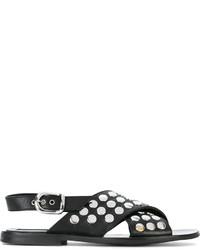 MCQ Alexander Ueen Studded Sundance Sandals
