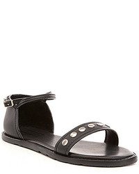 Hunter Original Leather Studded Sandals