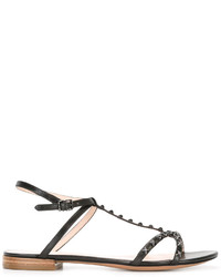 Marc Jacobs Studded Sandals
