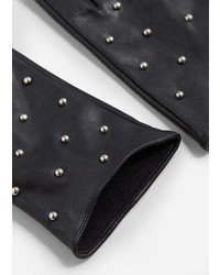 Mango Studded Gloves