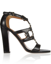 Alaia Alaa Studded Leather Sandals