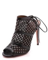 Aquazzura Blondie Studded Sandals