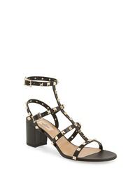 Valentino Garavani Block Heel Sandal