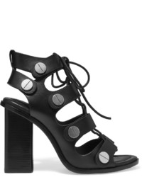 Alexander Wang Ilse Studded Leather Sandals