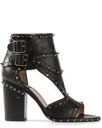 Laurence Dacade Studded Heeled Sandals