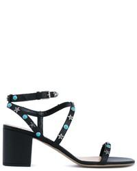 Valentino Garavani Star Studded Sandals