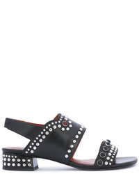 3.1 Phillip Lim Studded Mid Heel Sandals