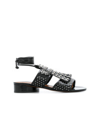 Clergerie Studded Sandals