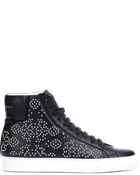 Givenchy Studded Hi Top Sneakers