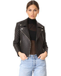 Yigal Azrouel Studded Leather Jacket